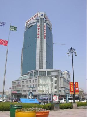 大连渤海明珠酒店_